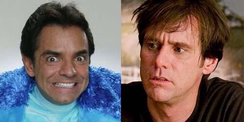 Eugenio derbez como voz de jim carrey kozmica for Mesa que mas aplauda letra