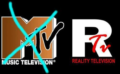 Nuevo logo de MTV