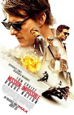 Poster Misión: Imposible Nación Secreta